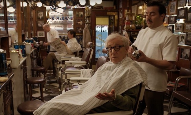 Crisis in Six Scenes di Woody Allen