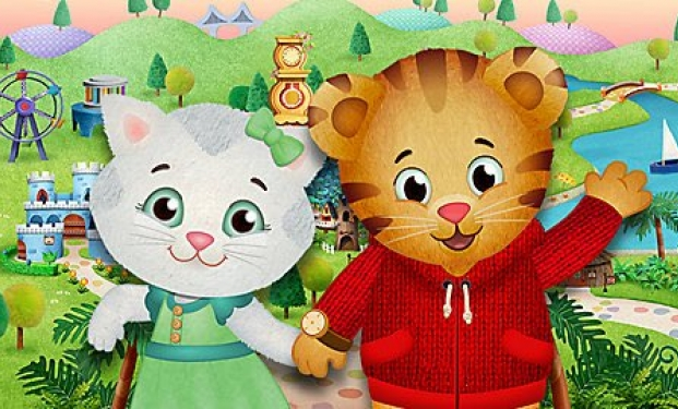 Daniel tiger arriva in home video con eagle pictures animation
