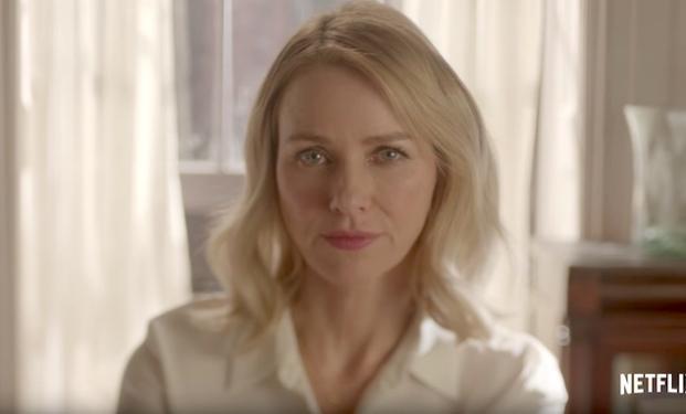 Gipsy - Teaser trailer e poster per la serie Netflix con Naomi Watts