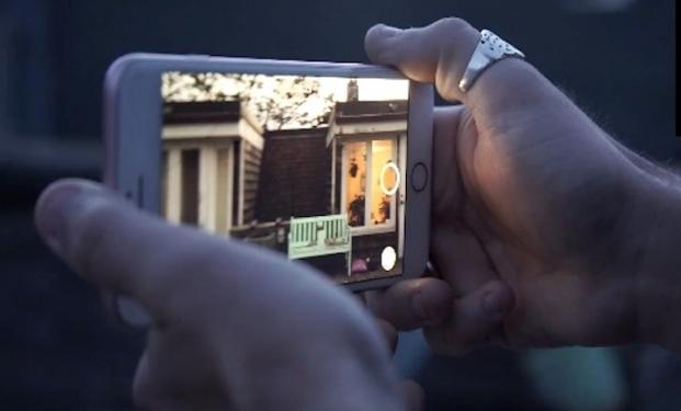 Girare un film con il cellulare