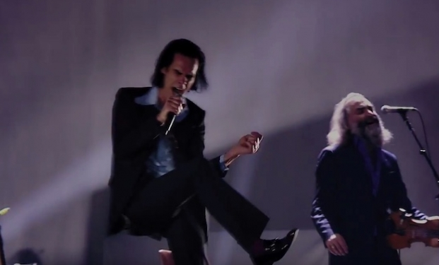 Distant Sky. Nick Cave & The Bad Seeds. Live in Copenaghen