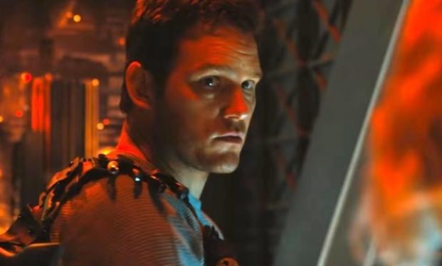 Passengers: nuova clip di con Jennifer Lawrence e Chris Pratt