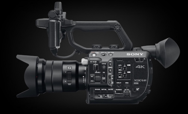 Il camcorder 35mm Sony PXW-FS5 II