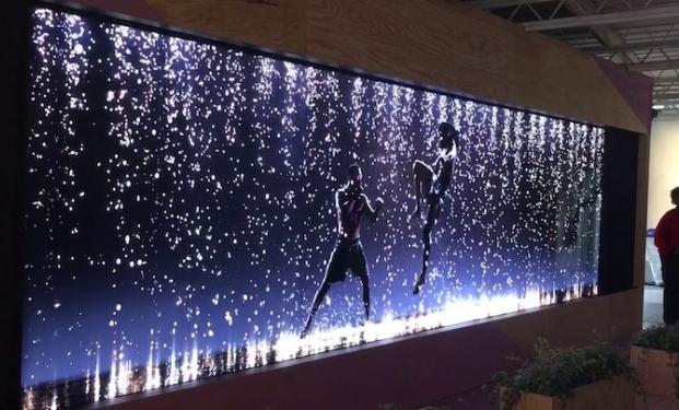 Sony Crystal LED
