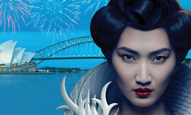 Turandot on Sydney Harbour