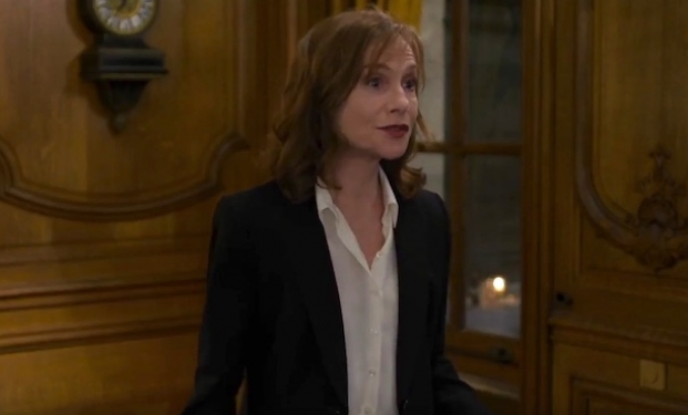 Isabelle Huppert in Happy End