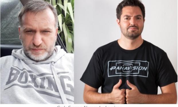 Carlo Fusco e Alessandro Loprieno ideatori di WeShort