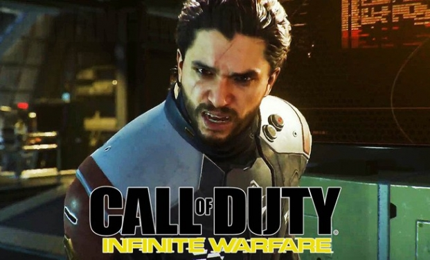 Kit Harrington nel trailer ufficiale di COD Infinite Warfare