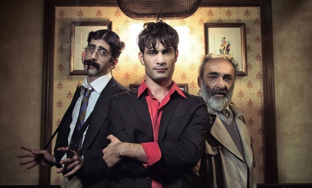 Vittima degli eventi, Luca Vecchi, Groucho, Valerio Di Benedetto, Dylan Dog, Alessandro Haber, commissario Bloch