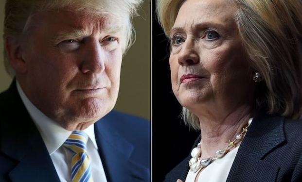 Danny Elfman crea una bizzarra colonna sonora per il confronto Trump Clinton
