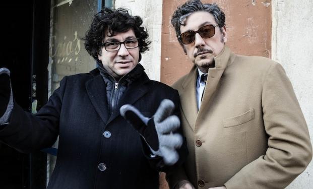 Daniele Ciprì con Sergio Castellitto