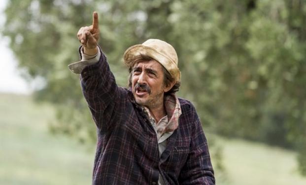 """Sergio Rubini in """"La nostra terra"""""""