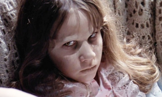 Linda Blair in L'esorcista