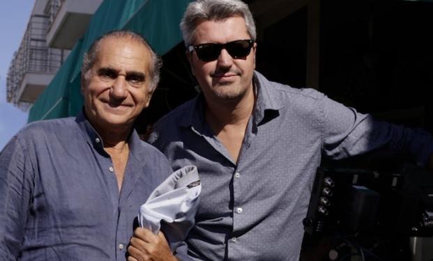 Pino Ammendola e Marco Pollini