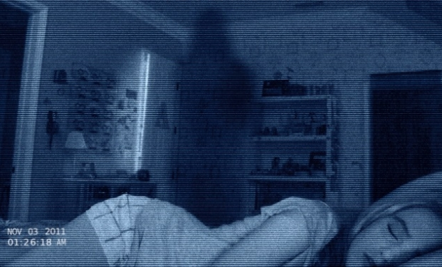 Paranormal Activity 5: The Ghost Dimension