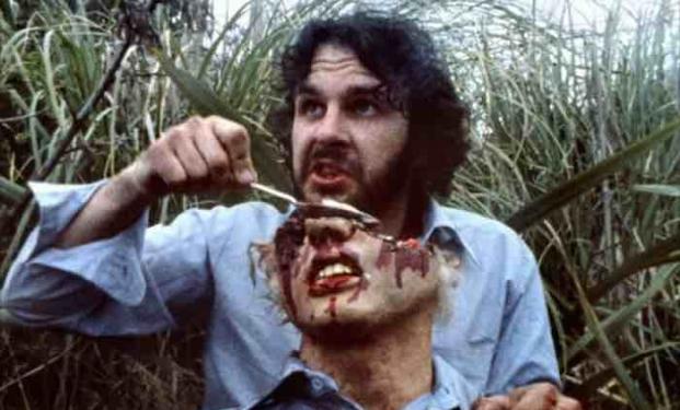 """Peter Jackson sul set di """"Fuori di testa"""""""