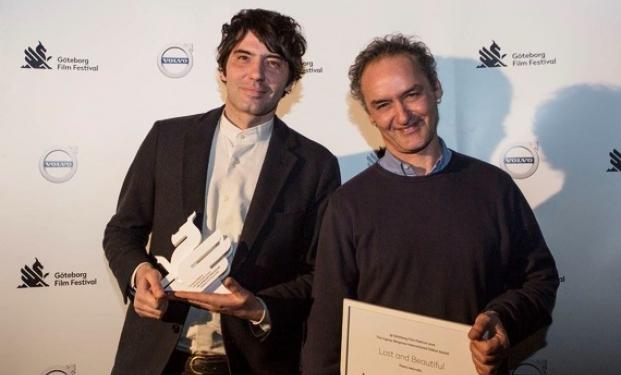 Pietro Marcello e Sergio Vitolo