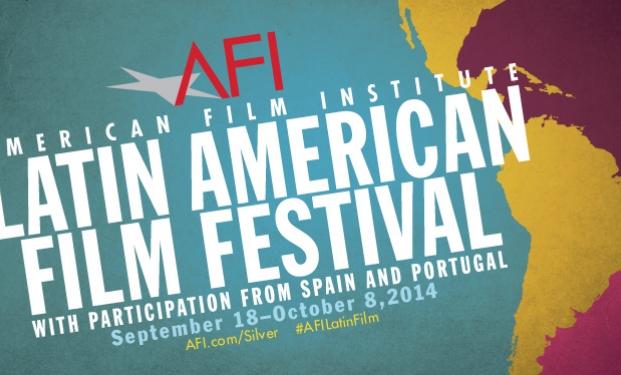 Locandina Latin American Film Festival 2014