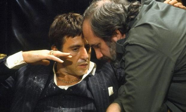 Al Pacino e Brian De Palma
