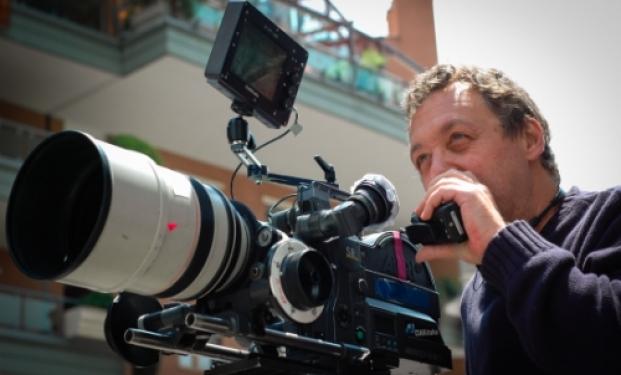 il regista Alexis Sweet
