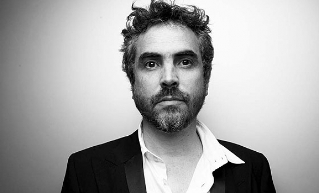 Il regista Alfonso Cuarón