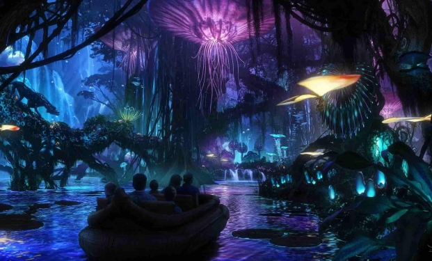 World of Avatar: la Disney svela due nuovi video dell'attrazione
