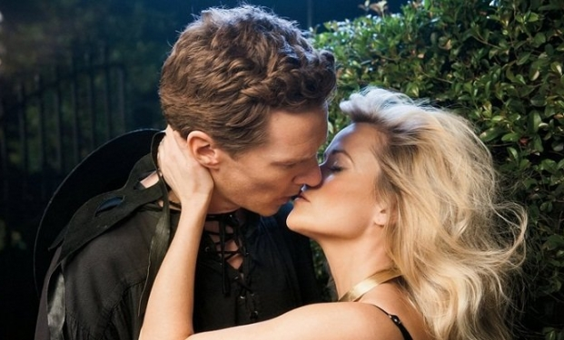 Benedict Cumberbatch e Reese Witherspoon