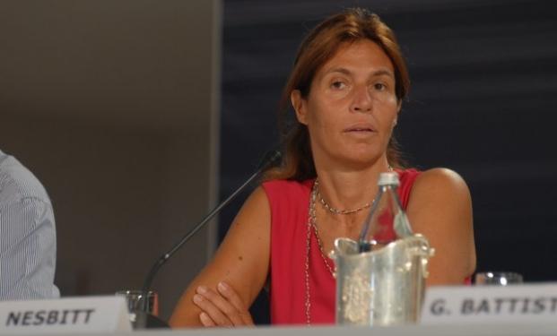 Camilla Nesbitt, amministratore delegato di Taodue