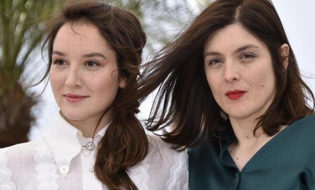 Anaïs Demoustier e Valérie Donzelli a Cannes