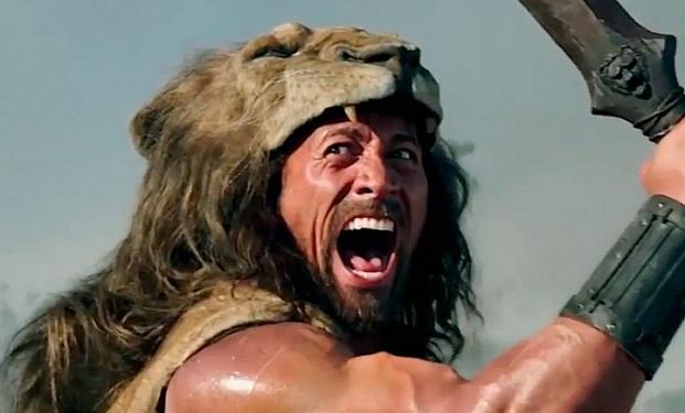 Dwanye Johnson in Hercules di Brett Ratner