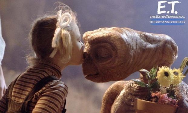 E. T. di Steven Spielberg