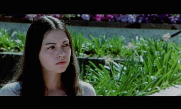 una scena di Female Vampire