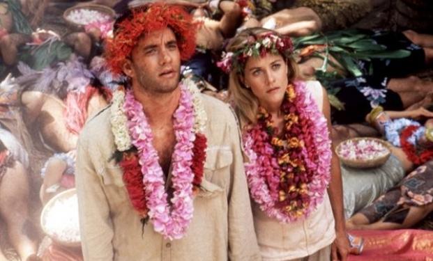 Tom Hanks e Meg Ryan negli anni Novanta