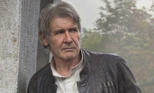 Star Wars, multa per infortunio Ford