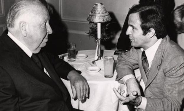 Alfred Hitchcock e François Truffaut