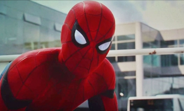 Spider-Man: Homecoming, la troupe sta girando una scena aerea