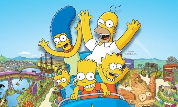 Nuove attrazioni sul mondo dei Simpson alla Universal Studios Hollywood