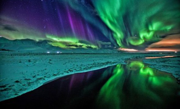 Aurora islandese