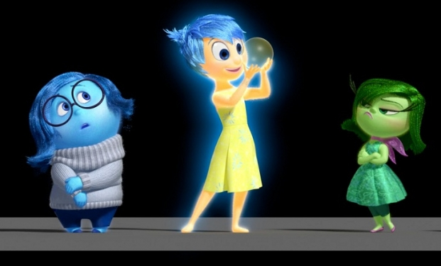 Inside Out della Pixar