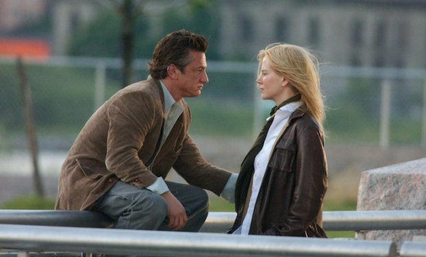 "Nicole Kidman e Sean Penn in ""The Interpreter"""