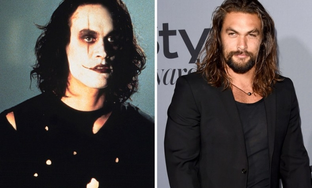 Brandon Lee - Jason Momoa