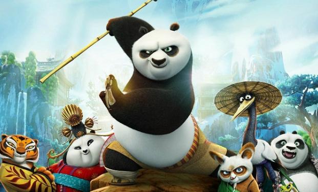 Quot kung fu panda è il cartone animato più visto di sempre