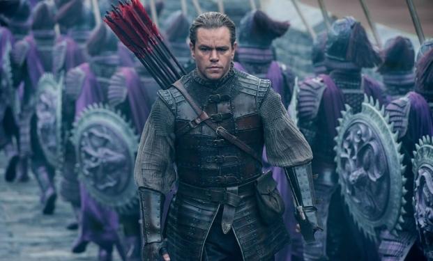 The Great Wall, Matt Damon