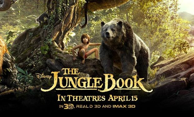 Quot il libro della giungla rivelato un nuovo spot