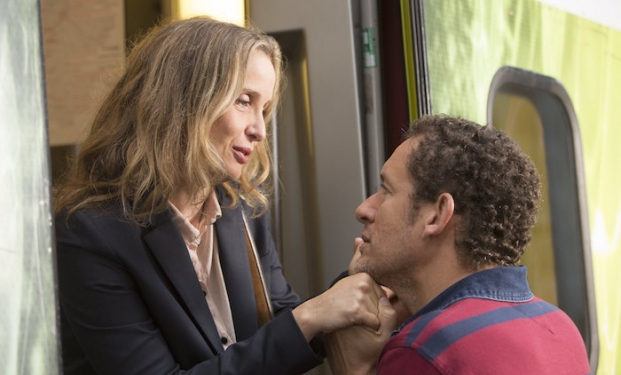 "Julie Delpy e Dany Boon in ""Lolo"""