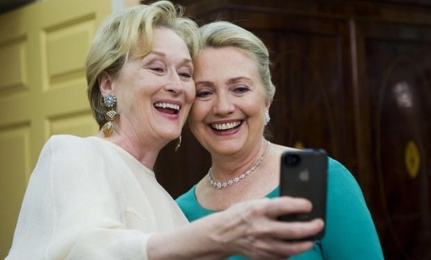 Bill Clinton oscura Hillary sulla prima pagina di diversi quotidiani