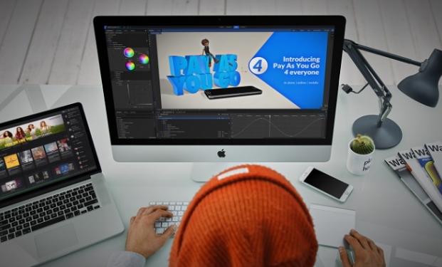 Montaggio con HitFilm Pro 4