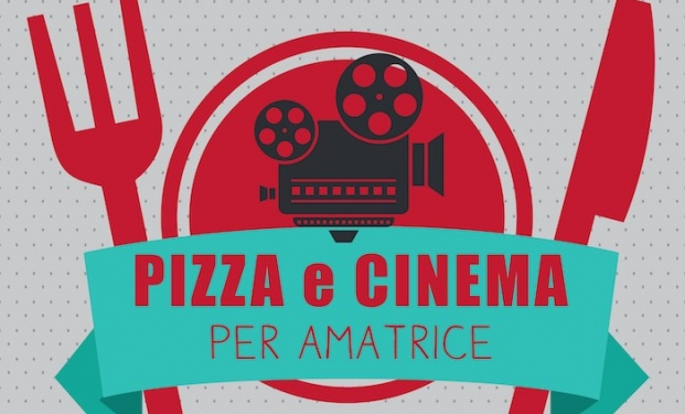 Pizza e Cinema per Amatrice