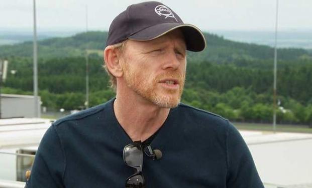Il regista e produttore Ron Howard