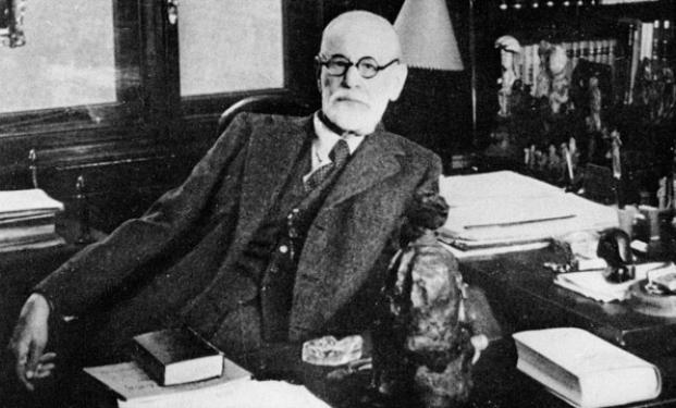 Sigmund Freud star di Freud: The Secret Casebook
